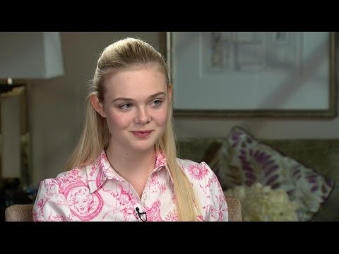 Elle Fanning Interview 2014: Actress Brings Sleeping Beauty Back to Life
