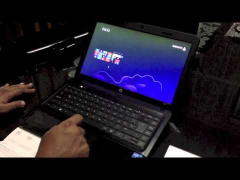 HP añade gestos a sus Touchpad en Windows 8