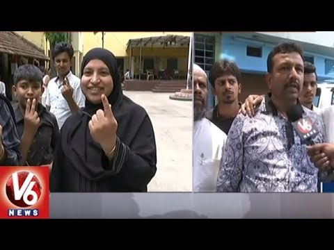 Karnataka Assembly Polls 2018: Face To Face With Minority Voters | V6 News