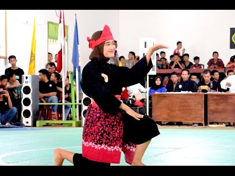Jurus IPSI Putri Terfavorit - SH CUP Lampung Timur 2017