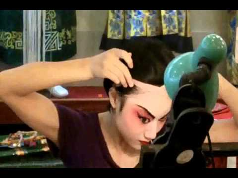 【china 2010】chinese Theatre Hair & Makeup video