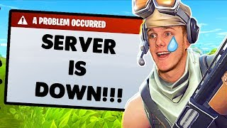 THIS ACTUALLY HAPPENED IN MY GAME! (Fortnite Battle Royale)