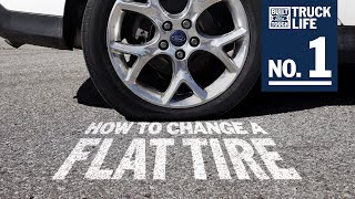 How to Change a Tire | Truck Life | Ford