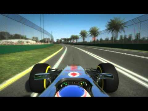 F1 2012 | Australian Grand Prix - Jenson Button