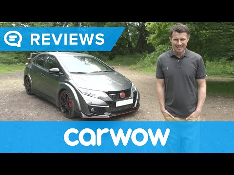 Honda Civic Type R hot hatch 2016 review   Mat Watson Reviews