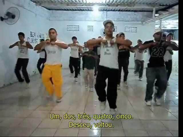 Aprenda os primeiros passos 03 - Hip Hop Street Dance