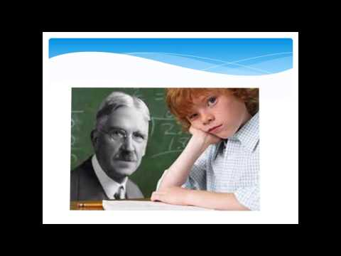John Dewey; El padre de la pedagogía moderna