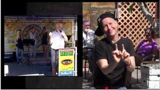 Romans 1b - Sign Language Interpreted - 06-05-16 at REACH Community Church - Fort Pierce, FL
