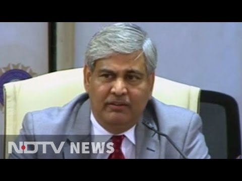 BCCI is unanimous that it should be clean: Shashank Manohar