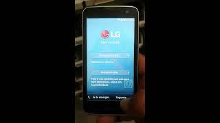 Remover Conta Google do LG K4