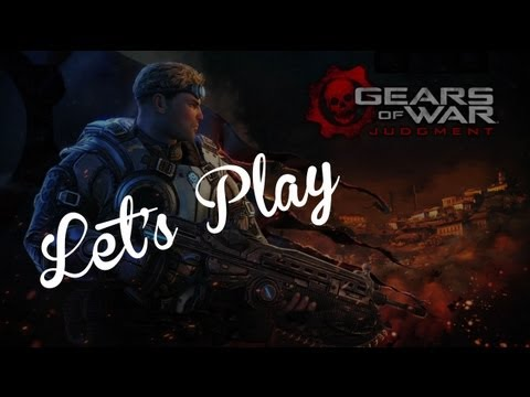 Let's Play - Gears of War: Judgment Co-op Pt 1