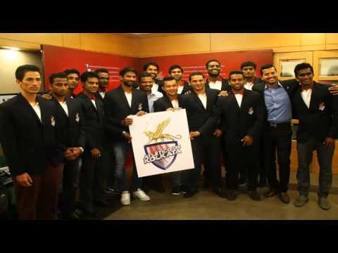 Atlético de Kolkata Official Song FATAFATI FOOTBALL by Arijit Singh