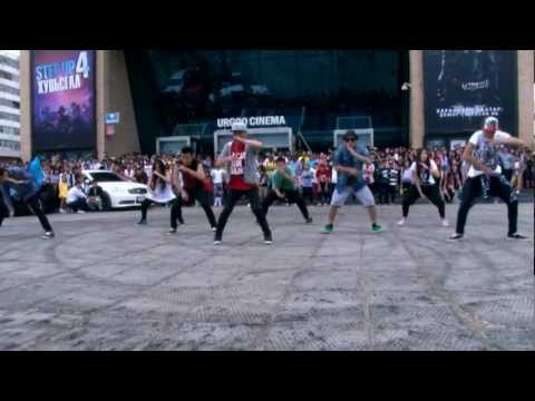 Aim4r Prod  Step Revolution Opening video