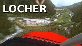 [FSX] Locher Airfield Landing (GREAT FREEWARE SCENERY!!)