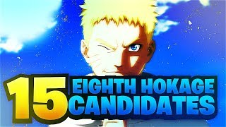 15 Characters Who Could Replace Naruto As Hokage! Response!