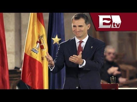 Felipe VI ya es Rey de España (Enlace especial desde España) / Vianey Esquinca