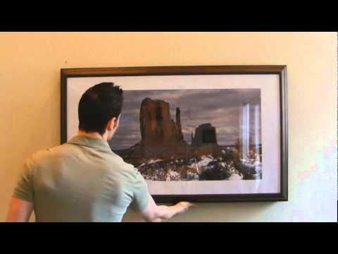 Hidden Vision TV mounts - YouTube