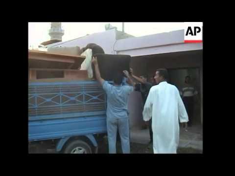 Iraqi police storm Chalabi's INC Ramadi headquarters