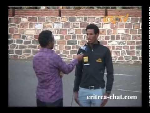 Eri-TV Sport Interview with Daniel Teklehaymanot about ITT Championship 2014