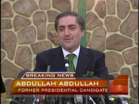 Karzai Declared Afghan President