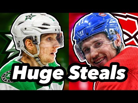 The Biggest Draft Steal From All 31 NHL Teams Of The Past Decade!
