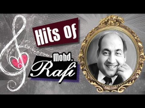Superhit Old Classic Songs Of Mohammed Rafi - Jukebox 10 video