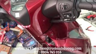 Lỗ hổng lớn của khóa Smartkey Honda , Cách khắc phục như thế nào giúp xe an toàn hơn ?