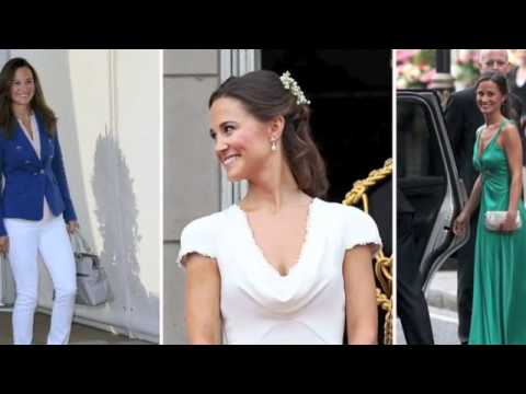 A tribute to Pippa Middleton, prettiest bridesmaid's ever