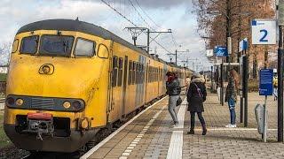 Treinen in Nederland (timelapse) - TreinVideo.nl