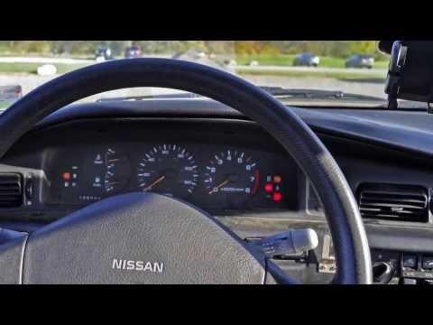 Regular Car Reviews: 1991 Nissan Stanza