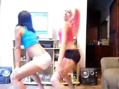 Two sexy mexican girls doing
