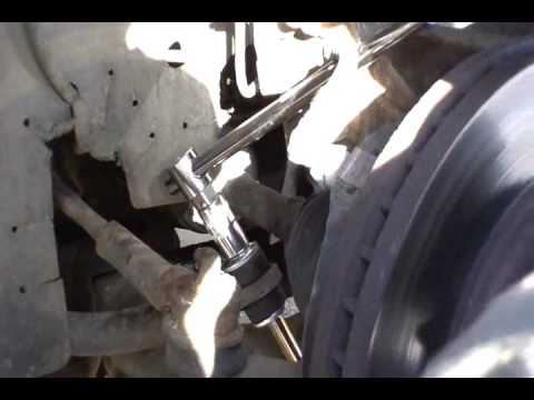 How-To Install: Sway Bar Link (Repair / Replace Broken Linkage)