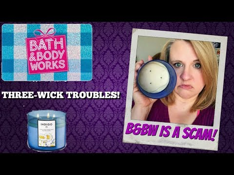 BATH & BODY WORKS  GET YOUR WICKS RIGHT! Vlog #229