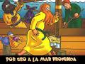 video de musica Godfy La Historia de Jonás Musica Infantil Cristi.-