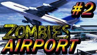 Custom Zombies on airport 4 player Part 2