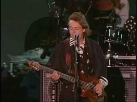 Paul McCartney - Birthday (Live)