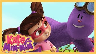 Boo For You Sing-along | Kate & Mim Mim