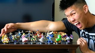 ADDICTED TO NINTENDO AMIIBO TOYS - Life After College: Ep. 402