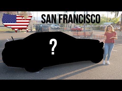 Das ist unser Auto in San Francisco! (Lebenstraum wird wahr) - #006 | San Francisco
