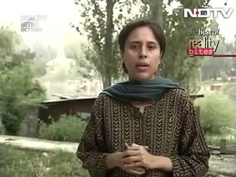 Barkha dutt justifying Kashmiri Pandit's genocide