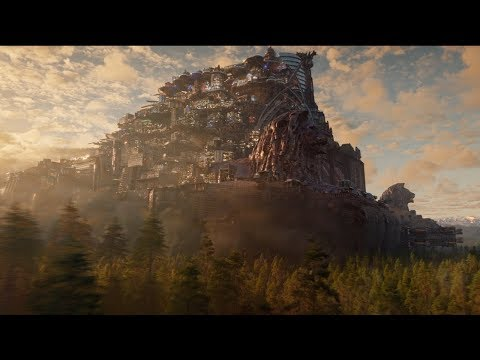Mortal Engines - Moving Cities Featurette (HD)