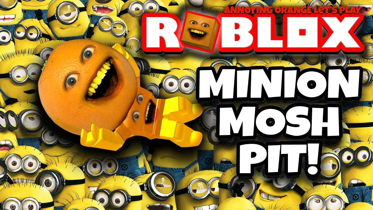 ROBLOX: Escape the Minions #2: MINION MOSH PIT!
