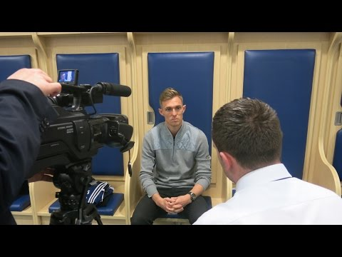 Darren Fletcher speaks after his deadline-day move to West Bromwich Albion from Manchester United
