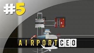 Tapis Roulant Sécurisé - Ep.5 Airport CEO