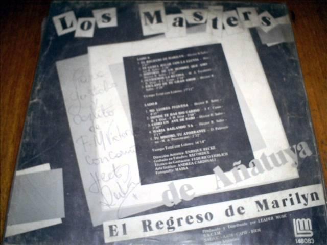 como un ave de paso-Los Masters de Añatuya. Radio LDZ.wmv