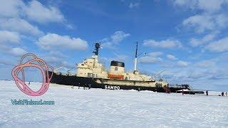 Sampo Icebreaker | Finland Icebreaker Cruise