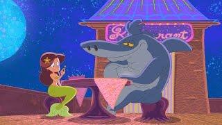 Zig & Sharko - THE HORRIBLY HUNGRY HYENA (S01E19) _ Full Episode in HD