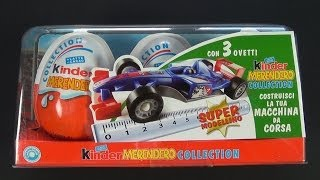 Kinder Joy - Formel 1 [ Rare Special Edition ] [ Part 2/3 ]