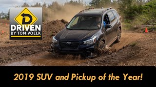 Mudfest! The 2019 SUV and Pickup of the Year Competition