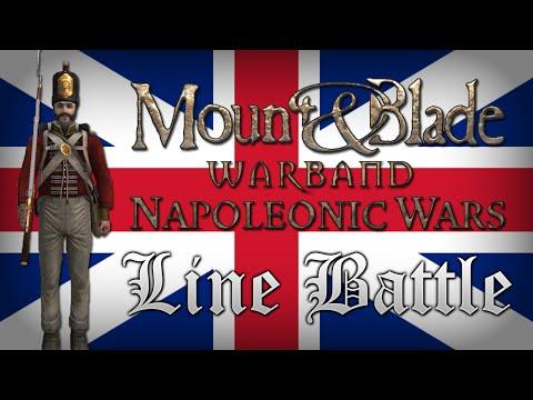 Mount & Blade: Napoleonic Wars Line Battle - July 15th - 22nd Regiment